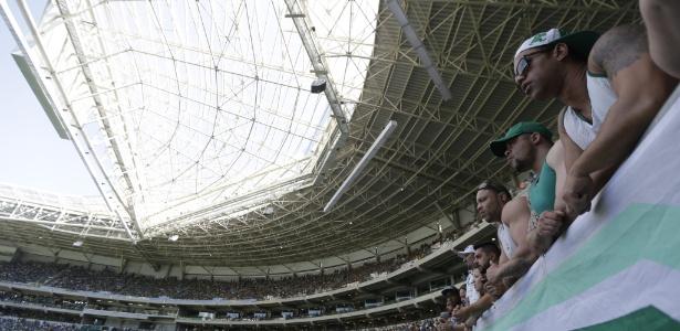 12 mil ingressos já foram comercializados para o retorno do Palmeiras ao Allianz Parque