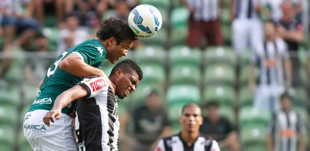 Jemerson foi um dos principais nomes do Atlético-MG no último Campeonato Brasileiro