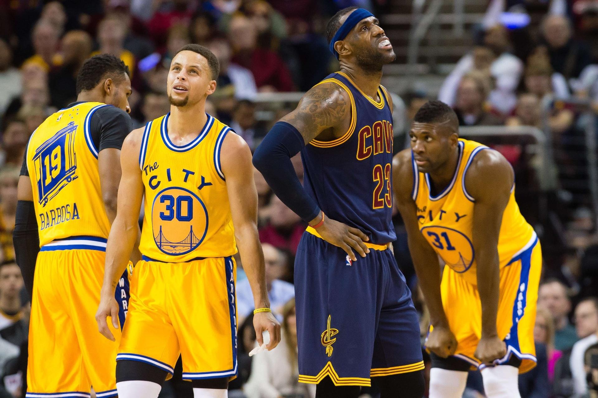 9a1a3ebe3b172 Cavaliers mira retrospecto de 50 anos para bater Golden State na final - 02 06 2016  - UOL Esporte
