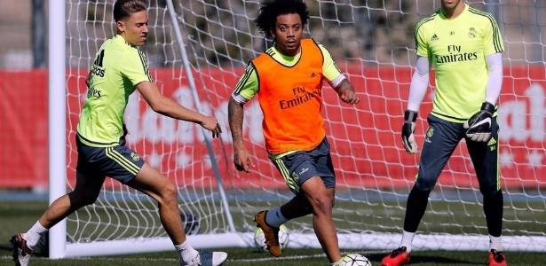 Marcelo está pronto para voltar ao Real Madrid