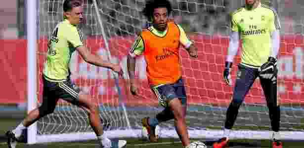 ÁNGEL MARTÍNEZ/Real Madrid oficial