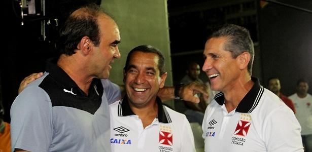 Amigos, Ricardo Gomes, Zinho e Jorginho estão próximos de feitos em suas carreiras