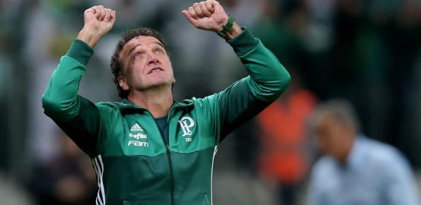 Cuca comanda o Palmeiras pela última vez