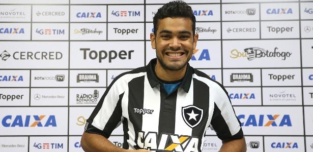 Atacante Brenner foi inscrito pelo Botafogo na Libertadores