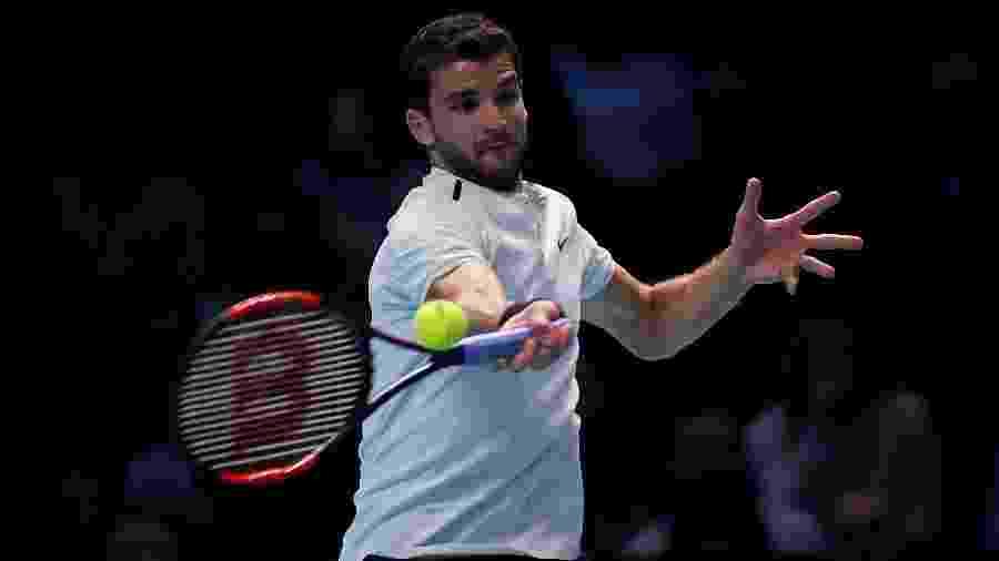 ead14106c7 Dimitrov vence algoz de Federer e é o campeão do ATP Finals - 19 11 ...