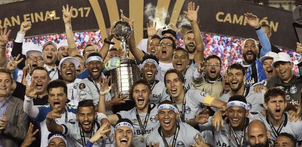 Libertadores 2017 foi conquistada após se tornar prioridade ao longo do ano