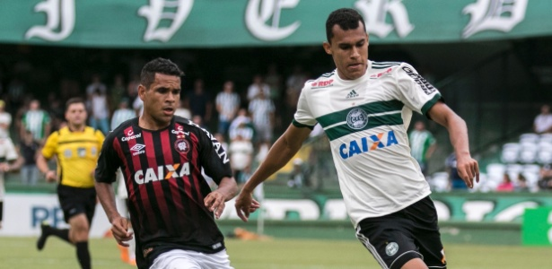 Clássico Atletiba teve data modificada e acontecerá após o Derby entre Paraná e Atlético - Cleber Yamaguchi/AGIF