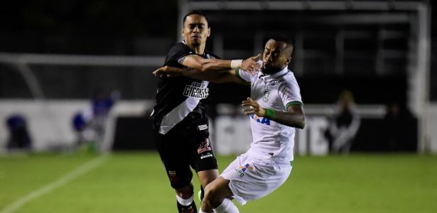 Thiago Ribeiro AGIF. Vasco atacou mais que o América-MG ... b91d13addafb1