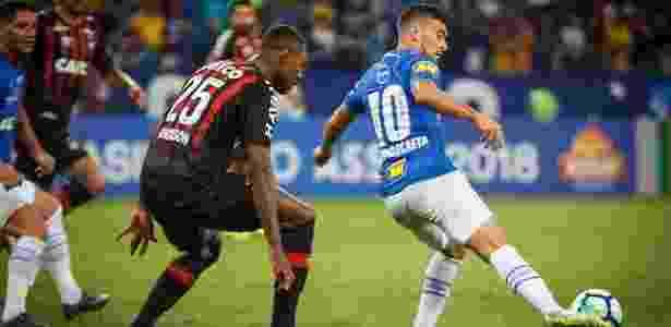 bd1ed3c928 Atlético-PR deve ter titulares contra o Cruzeiro  veja provável escalação