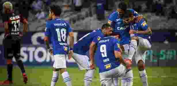 Lateral era a terceira opção no setor e teve pouquíssimas oportunidades em 2018 - Vinnicius Silva/Cruzeiro
