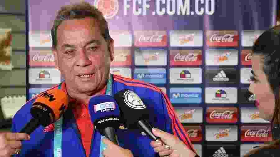 Didier Luna afirmou não ter recebido qualquer notificação da Federação Colombiana de Futebol sobre investigação - FCF.com.co/Divulgação