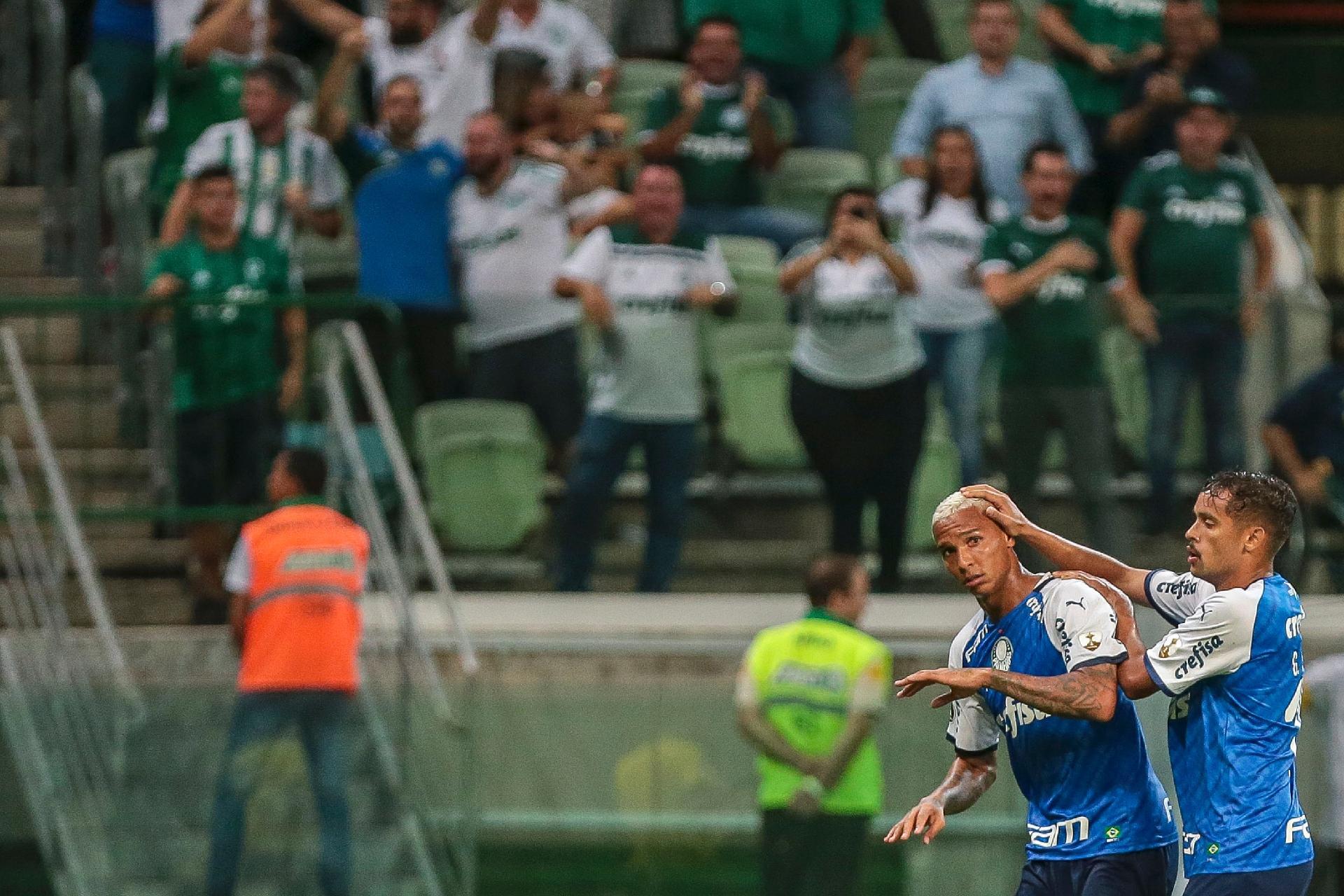 22e62b00a9d87 Melhores momentos de Palmeiras 3 x 0 Melgar - 13 03 2019 - UOL Esporte
