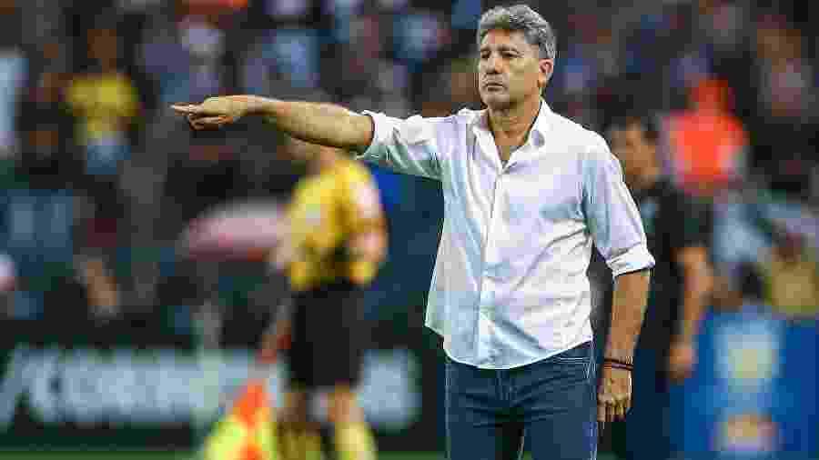 Grêmio tem duas derrotas e dois empates fora de casa no Campeonato Brasileiro de 2019 - Lucas Uebel/Grêmio FBPA