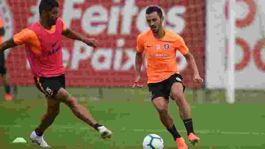 Uendel acredita em vitória do Inter e dá receita para entrar na zaga do Palmeiras - Ricardo Duarte/Inter