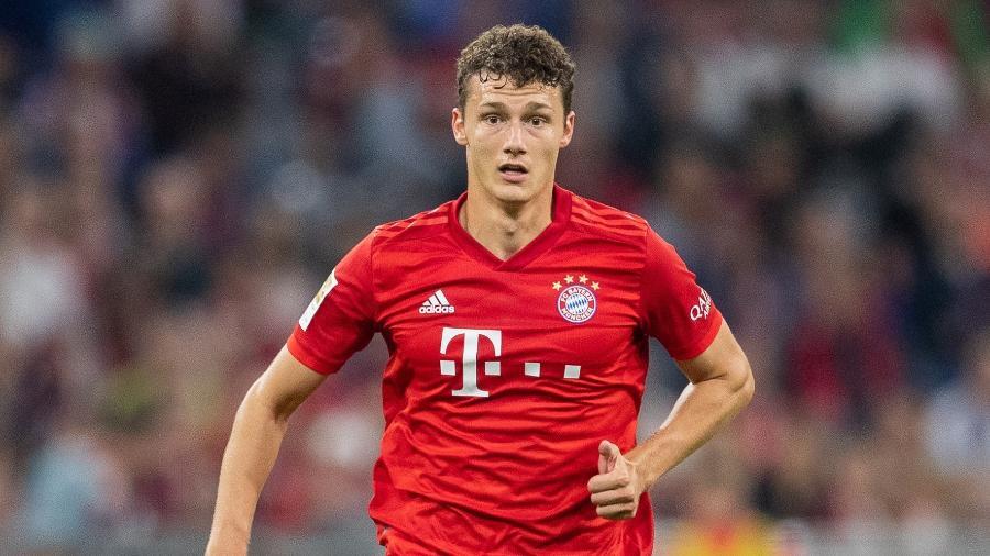 Benjamin Pavard, jogador do Bayern de Munique - Boris Streubel/Getty Images