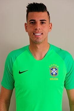 Ivan, goleiro da seleção brasileira