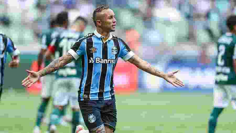 O Grêmio e Everton pode confirmar vaga direta na Libertadores do próximo ano - Lucas Uebel/Grêmio FBPA