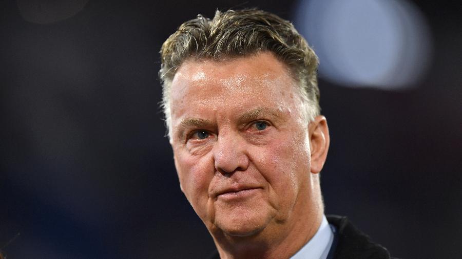 Louis van Gaal volta ao comando da seleção holandesa de futebol - Sebastian Widmann/Bongarts/Getty Images