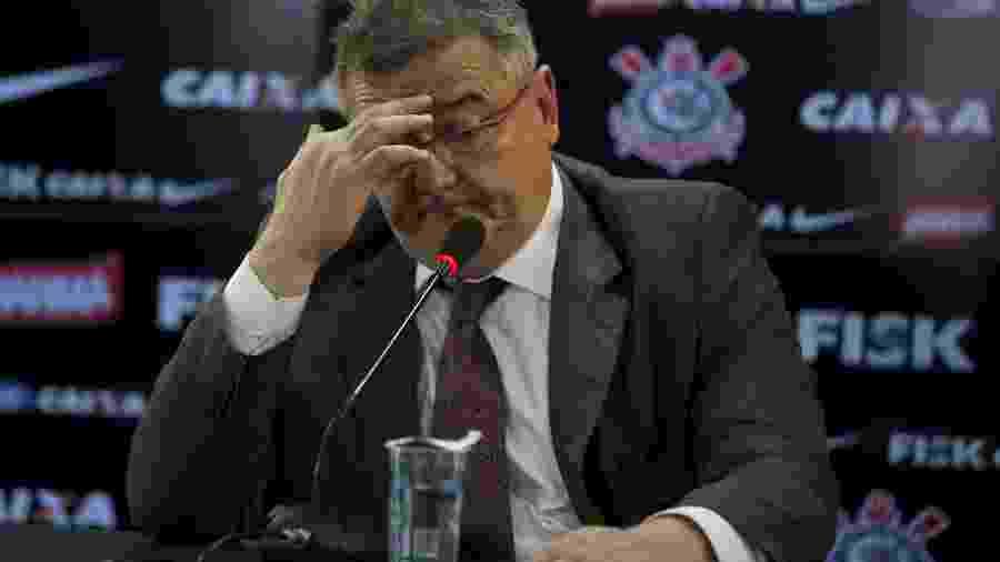 Mario Gobbi é candidato à presidência do Corinthians - Daniel Augusto Jr/Ag. Corinthians