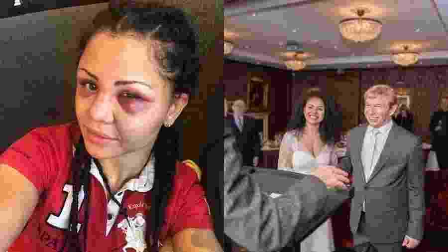 A ex-boxeadora foi presa por suspeita de espancar o marido até a morte, na Suíça - Reprodução/Instagram