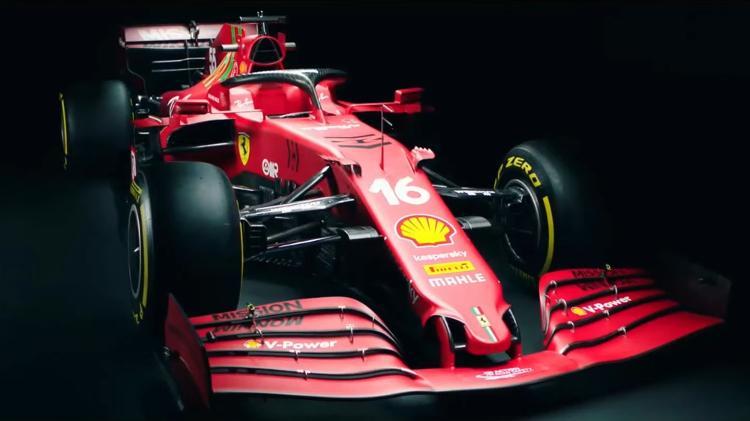 ferrari - Divulgação Ferrari - Divulgação Ferrari