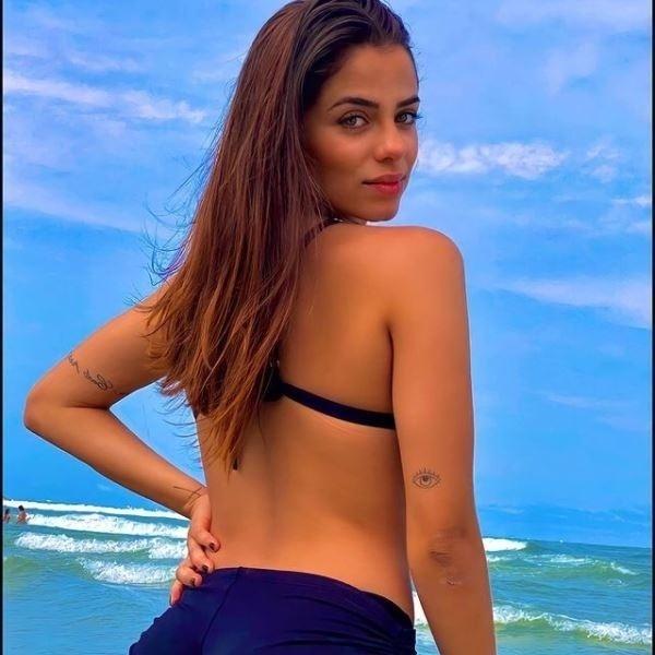Keyla Alves, jogadora de vôlei