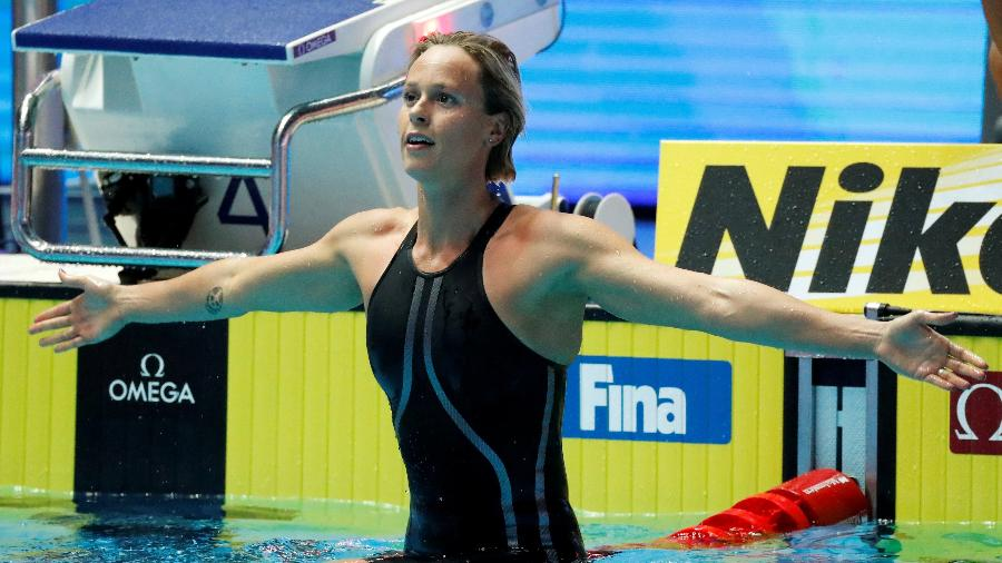 Federica Pellegrini, nadadora italiana, disputará quinta Olimpíada da carreira - REUTERS/Evgenia Novozhenina/