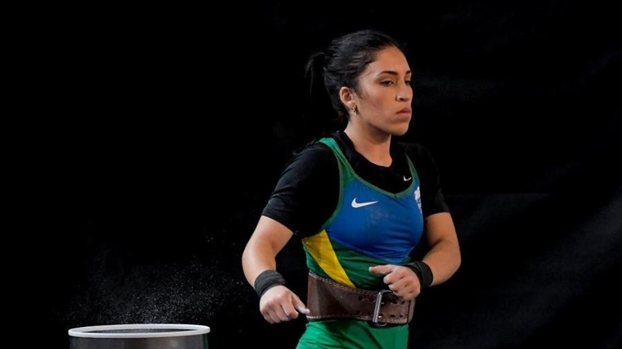 Nathasha Rosa - Washington Alves/Light Press/CBL