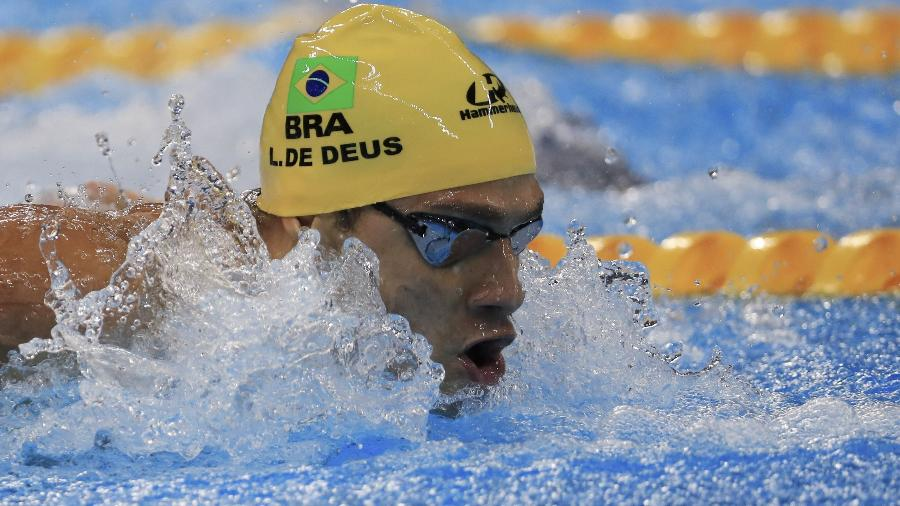 O narador brasileiro Leonardo de Deus - Dominic Ebenbichler/Reuters