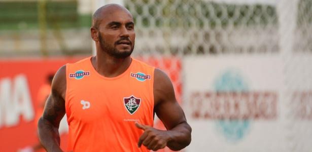 Jonathan não teve seu contrato renovado com o Fluminense