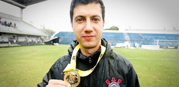 Rodrigo Leitão pode ser novo coordenador da base da CBF