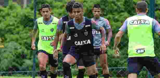 Marcos Rocha quer títulos com o Atlético-MG para se firmar na seleção brasileira - Bruno Cantini/Clube Atlético Mineiro