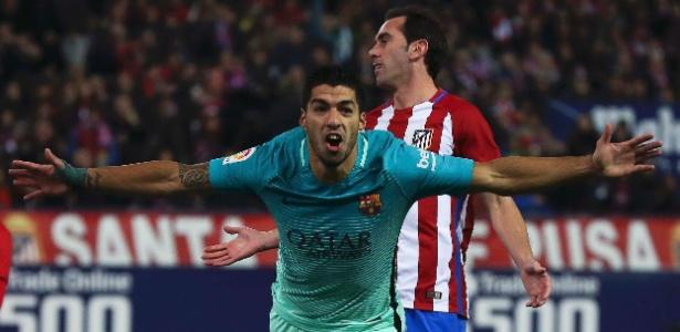 Barça apelará ao TAS para ter Luis Suárez na final da Copa do Rei ... 37a526e267254