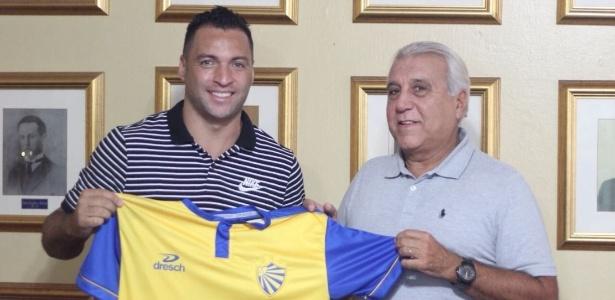 Daniel Carvalho tentará ajudar o Pelotas a voltar para a elite do futebol gaúcho