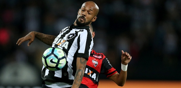 Bruno Silva deve defender o Cruzeiro, que encontra jogo duro do Botafogo em negociação - Vitor Silva/SSPress/Botafogo.