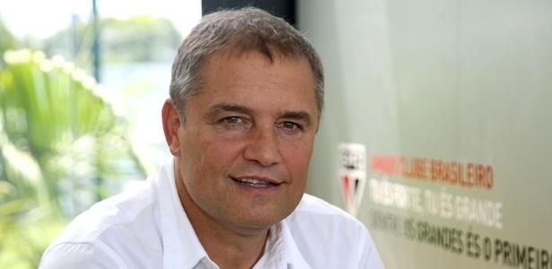 Aguirre tem contrato com o São Paulo até o fim desta temporada