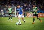 """T. Neves melhora, tem nome gritado e fala em confiança: """"estava em baixa"""" - Vinnicius Silva/Cruzeiro"""