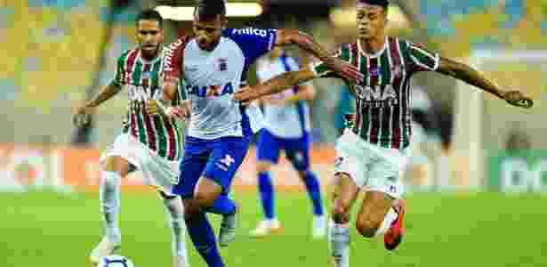 Alex Santana foi artilheiro do Paraná no Brasileiro e pode se vendido ao futebol japonês - Thiago Ribeiro/AGIF