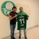 Palmeiras realiza sonho com Goulart e dá peça que faltava para Scolari
