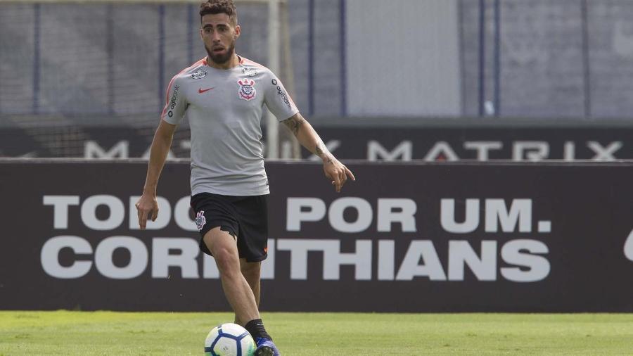 Gabriel só jogou uma partida nesta temporada com a camisa do Corinthians - Daniel Augusto Jr/Ag. Corinthians