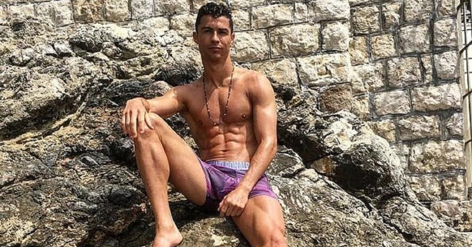 Cristiano Ronaldo sunga