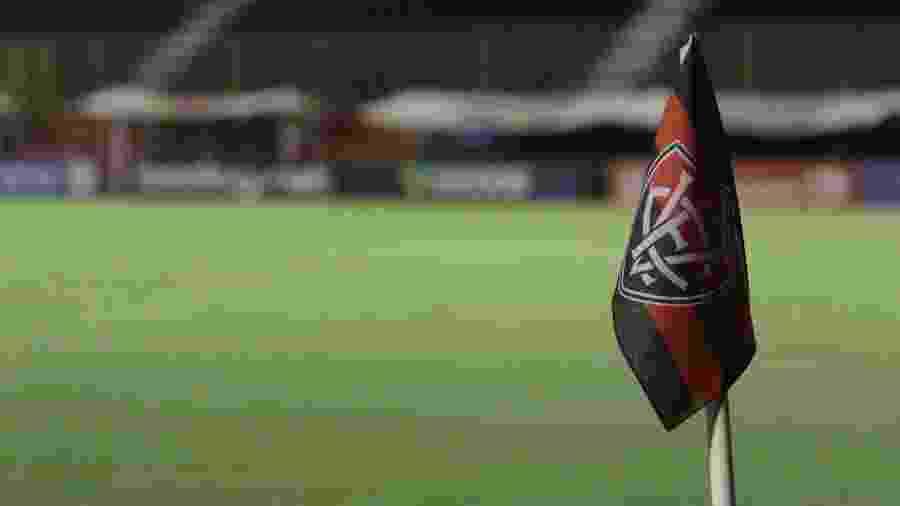 Vitória proibiu que atletas do clube sejam chamados por apelidos - Tiago Caldas / E.C Vitória