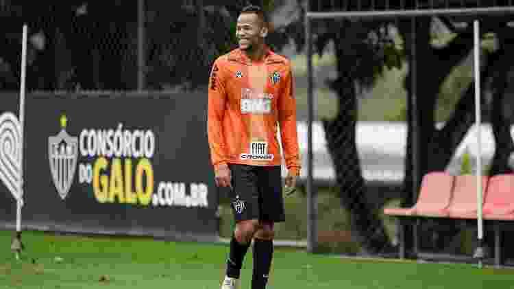 Geuvânio, atacante do Atlético-MG - Bruno Cantini/Divulgação/Atlético-MG - Bruno Cantini/Divulgação/Atlético-MG