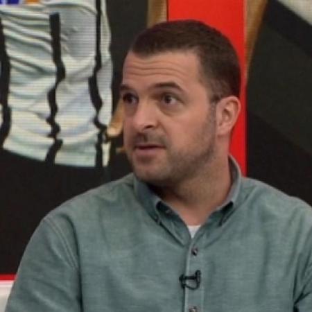 Zé Elias, comentarista dos canais Disney - Reprodução