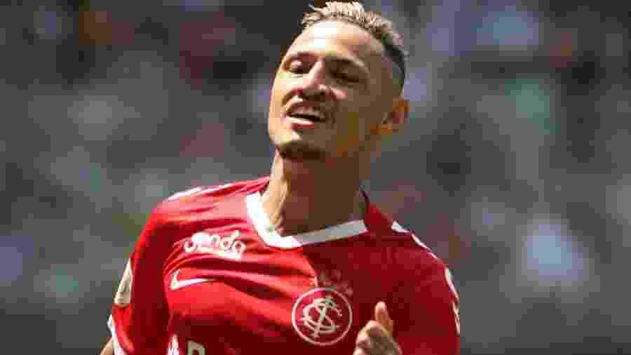 Neilton foi um dos goleiros do recreativo que encerrou preparação do Internacional - Fernando Moreno / AGIF