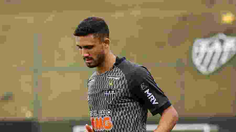 Gustavo Henrique, zagueiro do Atlético-MG, assinou contrato por mais uma temporada - Pedro Souza/Atlético-MG