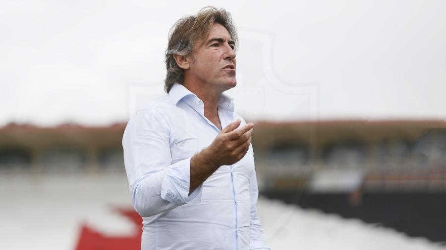 Técnico português Ricardo Sá Pinto inicia os trabalhos no Vasco em um cenário delicado - Rafael Ribeiro / Vasco