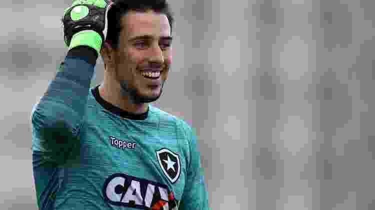Helton Leite (Botafogo) - Vítor Silva/SSPress/Botafogo - Vítor Silva/SSPress/Botafogo