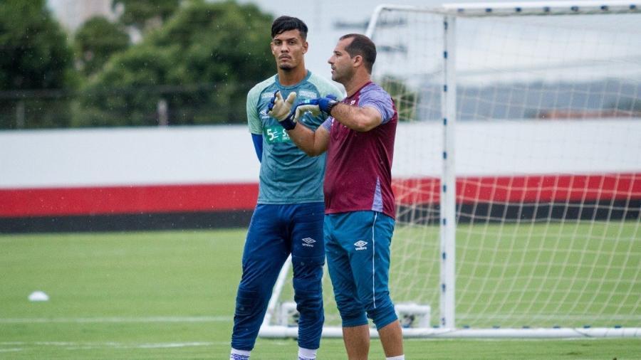 Leonardo Lopes deixa o time principal do Cruzeiro após dez meses de trabalho na Toca II - Cruzeiro/Divulgação