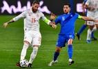 Eliminatórias europeias: Rodada de jogos grandes para Espanha e Inglaterra - Pablo Morano/BSR Agency/Getty Images